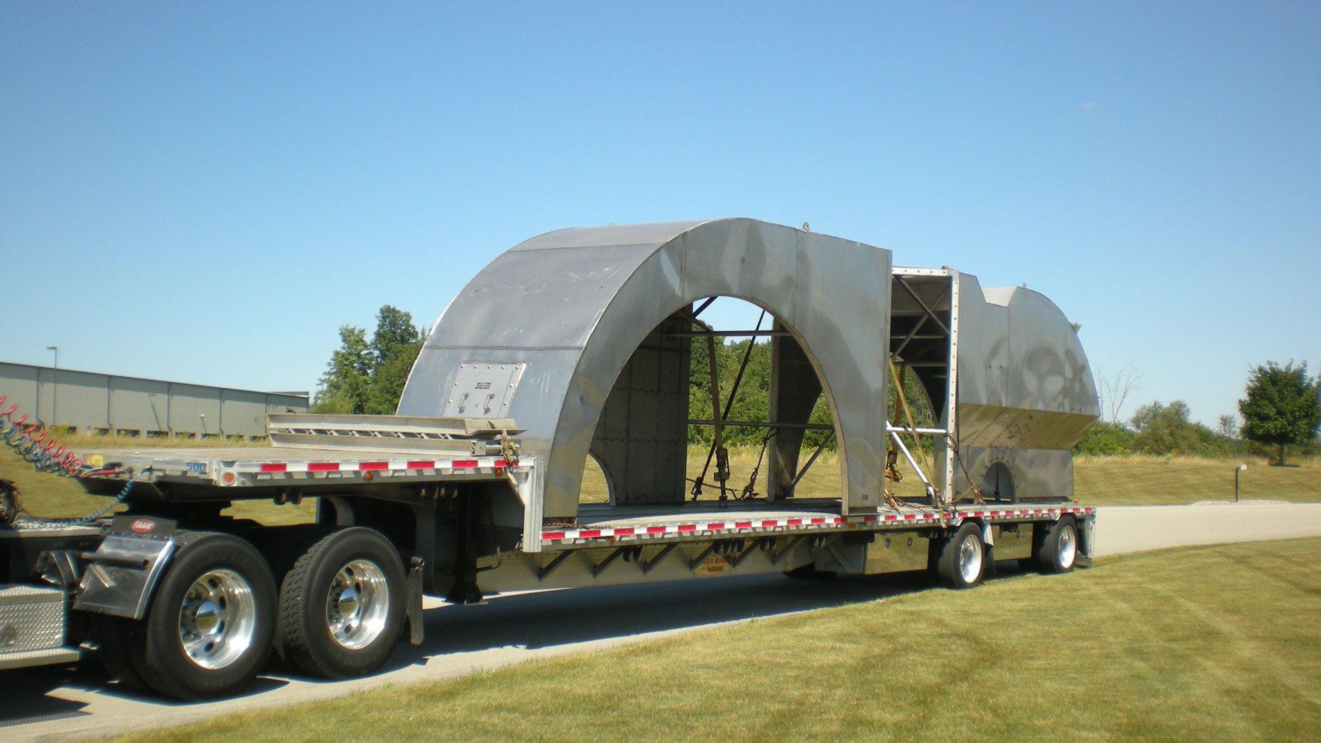 large fabrication