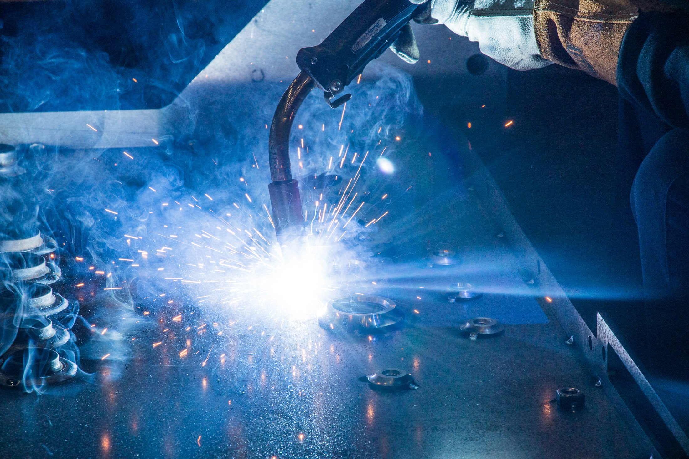 welding and metal fabrication - Badger Sheet Metal Works