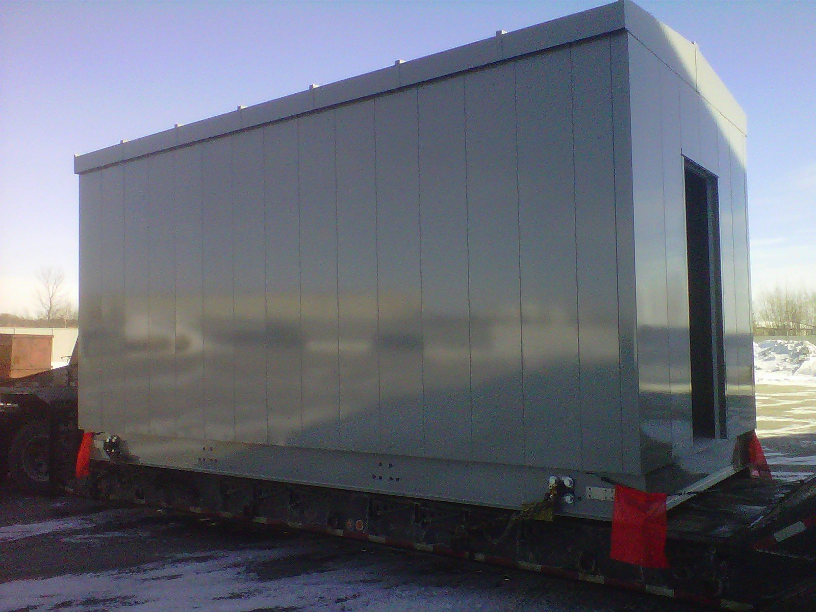 steel enclosures by Badger Sheet Metal Works