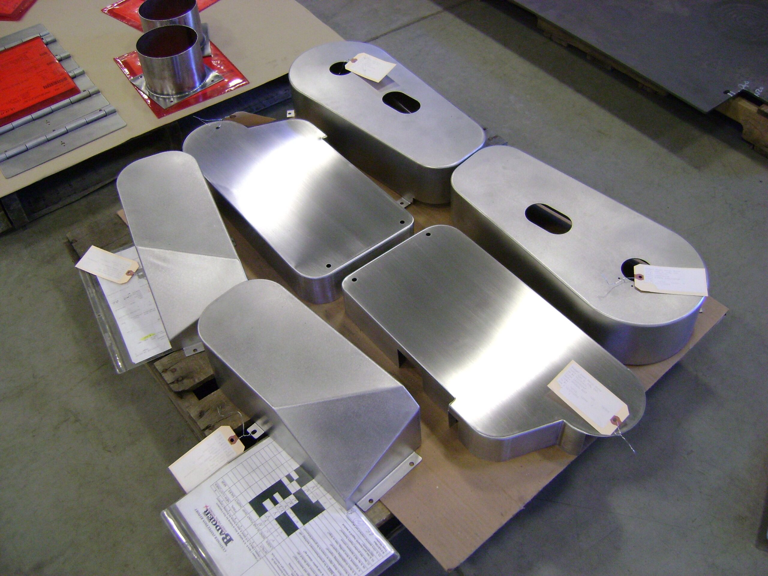 Medical Component Assembly is a Badger Sheet Metal Works Specialty