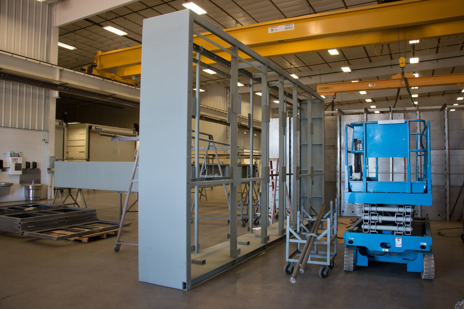 Badger Sheet Metal Works Offers Specialized Capabilities for Pump Bases