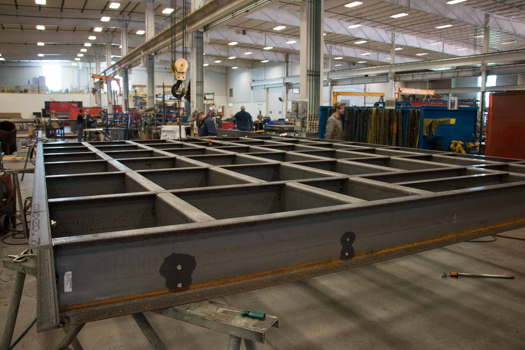 Metal Fabrication, Green Bay WI Clients Look to Badger Sheet Metal Works