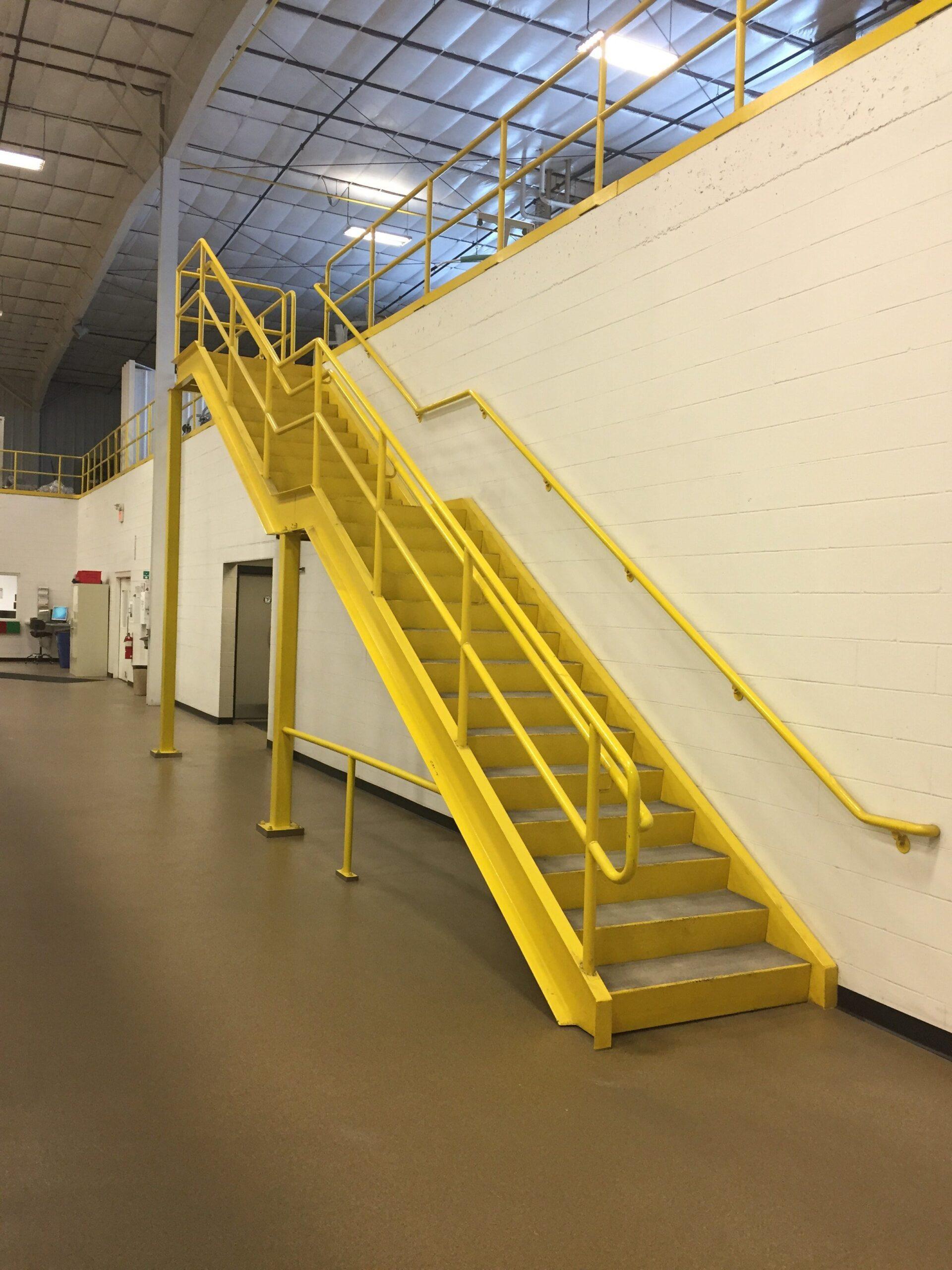 mezzanine platforms