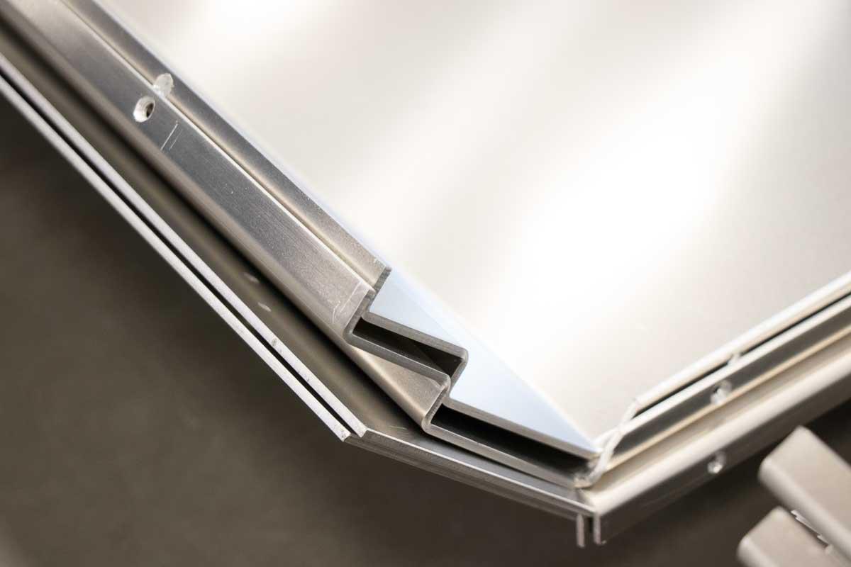 BSMW aluminum fabrication