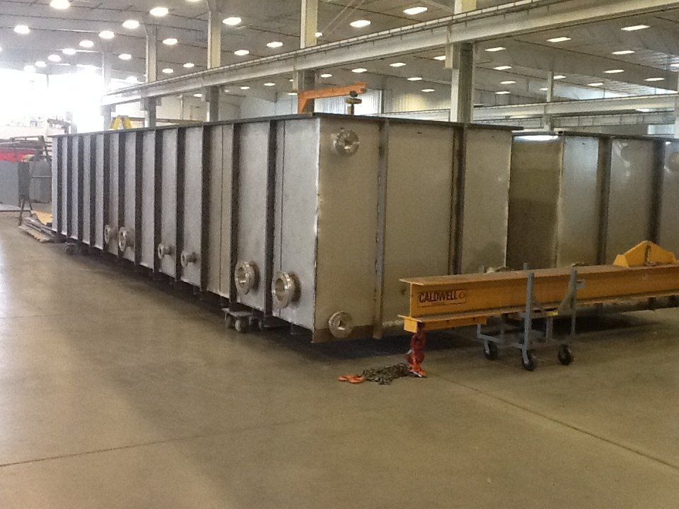 Enclosures are critical to oil and gas equipment manufacturing