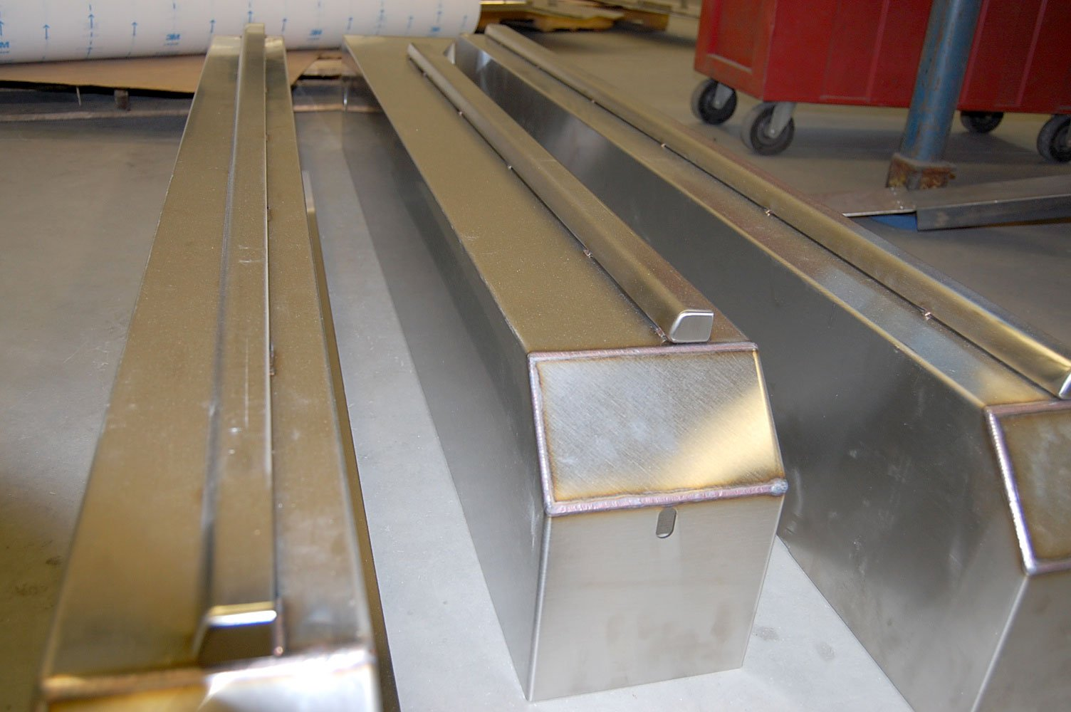 Packaging components are essential to success of larger machines