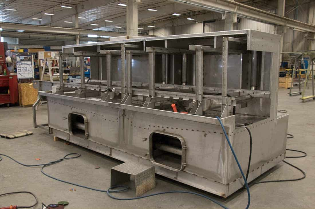 industrial dryer manufacturing