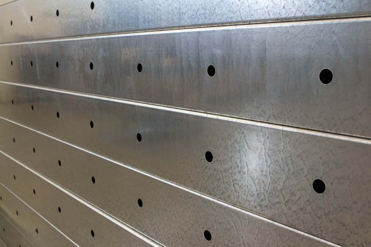 welding galvanized steel