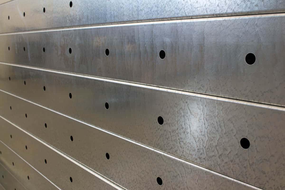 welding galvanized steel