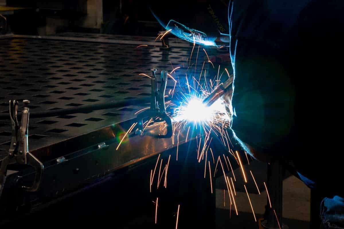 Badger Sheet Metal Works custom steel fabrication