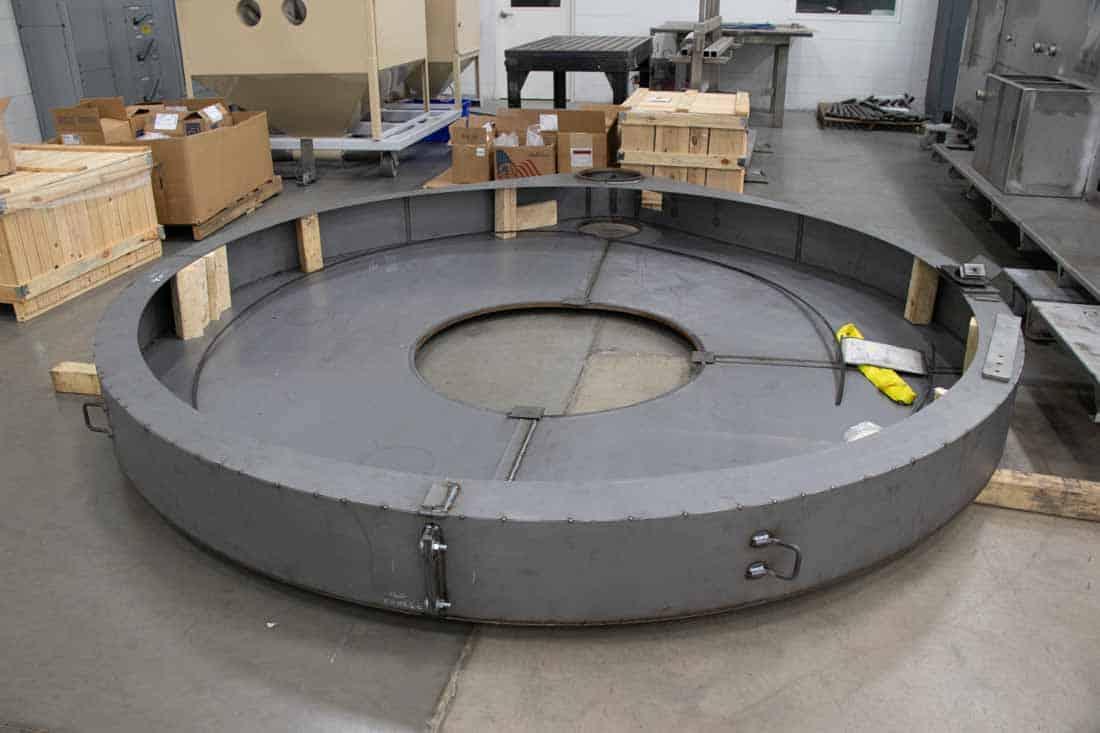 Badger Sheet Metal Works custom metal fabrication companies