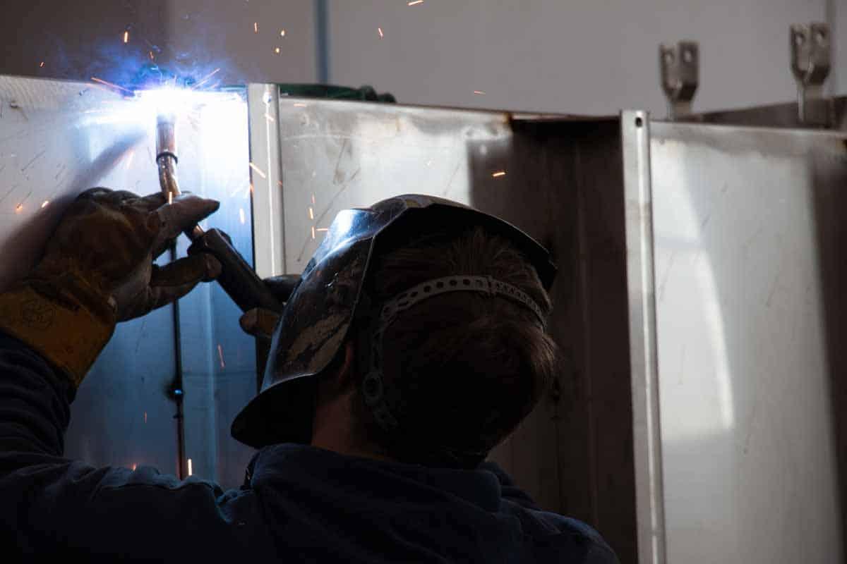 Badger Sheet Metal Works welding shops
